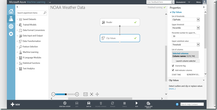 Azure Machine Learning – Data Preparation | Bluewater SQL